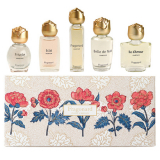 Fragonard 5X005 Solid Perfumes Set of 5 Miniatures - Collector 5,5+8,5+8+7,5+11,5