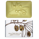 Fragonard S33001 Soaps with botanical Olive Oil Botanical Soap (LAVANDER FRAGRANCE) 300 g