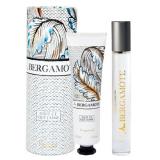 Fragonard Ma Bergamote HAND CREAM AND EAU DE PARFUM tube 30 ml + natural spray 7.5 ml