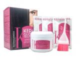 Glossco Professional KIT KERAGLOSS TREATMENT / Набор для выпрямления волос с кератином и аминокислотами Набор 8436540951755