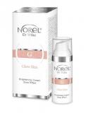 Norel Glow Skin - Brightening Cream Glow Effect - осветляющий крем с эффектом сияния для усталой, серой кожи с пигментацией и признаками старения 50мл