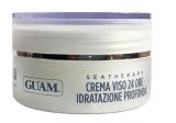 Guam SEATHERAPY Crema Viso Idratante 24 ore 50ml. SeaTherapy Крем для лица интенсивное увлажнение 24 часа 50мл 8025021251363
