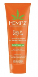 Hempz Touch of Summer Fair Moisturiser SPF30 Yuzu and Starfruit/ Солнцезащитный крем SPF 30 для смуглой кожи Юзу усиливающий оттенок загара 200 676280029163