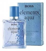 Hugo Boss Boss Elements Aqua Туалетная вода 50мл