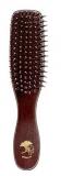 I love my hair 1903 щетка для волос BARBARUSSA деревяная вишневая S, пакет