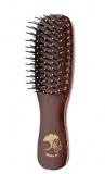 I love my hair 1904 щетка для волос BARBARUSSA деревяная вишневая XS, пакет