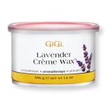 50307 GIGI Lavender Creme Wax 396 г - кремообразный воск для чувствительной кожи с лавандовым маслом (0870)