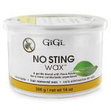 50314 GiGi No Sting Wax 396g - Воск длячувствительной кожи Без боли(0341)