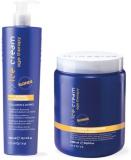 Inebrya PRO-BLONDE CONDITIONER ILLUMINATING Кондиционер для светлых, обесцвеченных или мелированных волос 1000мл 8033219162957