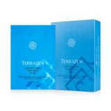 Интенсивно увлажняющая тканевая маска для лица с гиалуроновым комплексом Terrazen AQUA RECHARGE TREATMENT MASK (10PCS/ BOX) 27ml