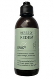 Kedem Dandy Денди Натуральный шампунь из растений Иудейской пустыни для укрепления, питания и восстановления слабых и поврежденных волос 250мл