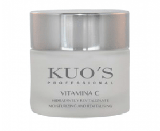 KUO'S Professional Hydro-nutritive Sensitive Cream SENSITIVE Крем успокаивающий 50мл