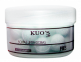 KUO'S Professional Cleaning balls for feet BEAUTY FOOT Шарики очищающие для ног 30мл