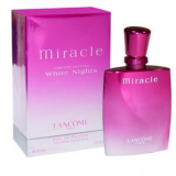 Lancome Miracle WHITE NIGHTS парфюмированная вода 50ml