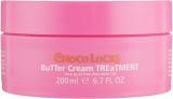 Lee Stafford Маска для придания гладкости волосам с экстрактом какао Choco Locks Butter Cream, 200 мл 886011002031