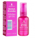 Lee Stafford питательное Масло для осветленных волос Bleach Blondes Golden Girl Oil, 50 мл 886011001294
