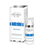 Norel Lipid Repair - Lipid Moisturizing Cream - липидный увлажняющий крем, укрепляет межклеточные связи и удерживает воду в коже 24 часа, защищает от раздражения, сухости и зуда  50мл