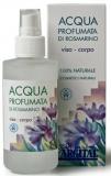 Argital Вода для лица и тела ароматическая, тонизирующая Розмарин, 8018968010018