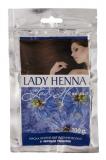 Маска против выпадения волос с Черным тмином LADY HENNA 100 г 8904003501460