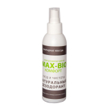 Max-F Спрей-дезодорант для ног MAX-BIO «Комфорт» 150мл