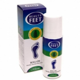 Hlavin Beauty Feet Ролл «Бьюти Фит» - лечебный препарат уход за сухой и потрескавшейся кожей на ступнях, педикюрный кабинет на дому 100мл