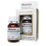 Oxford Biolabs Melaniq Молешаррная добавка для восстановления цвета седых волос 90 капсул (1 месяц)