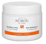 Norel Modelling cream for body massage - моделирующий массажный крем тела 500мл