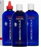 Mediceuticals Scalp Treatment Kit Dry Scalp 3pc (X-Derma) Набор для сухой кожи головы (Шампунь X-Derma 250ml, Кондиционер Therapeutic 250ml, Очищающий уход TheraRx 250ml) 3x250ml 8719327045626