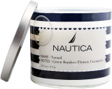 Nautica CANDLE NOMAD GREEN BAMBOO N CUCUMBER 411 g