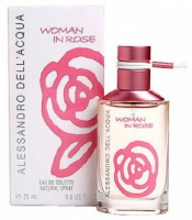 Alessandro Dell`Acqua Woman In Rose туалетная вода