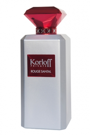 Мужской парфюм Korloff Paris KORLOFF PRIVATE ROUGE SANTAL. Купить ... 2e1fb4c8e98fe