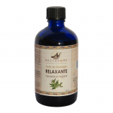 Nectarome NKPT04 масло массажное реЛаксирующее аргания + вербена Huile de massAge Relaxante Verveine et Argane