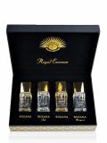 Noran Perfumes 4x15ml Suzana femme, Suzana Oud, Rozana femme, Rozana Bouquet