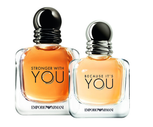 женский парфюм Giorgio Armani Giorgio Armani Because Its You