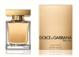 DOLCE & GABBANA THE ONE Eau de Toilette 2017