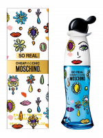 Moschino Cheap and Chic So Real - Eau de Toilette туалетная вода 100ml