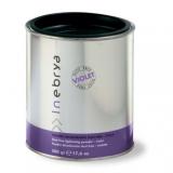 Inebrya DUST FREE LIGHTENING POWDER VIOLETОбесцвечивающая пудра фиолетовая без пыли