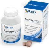Guna Биологически активный Комплекс Omega Formula Омега формула (липидоснижающий комплекс) 80 таблеток по 2 г