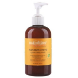 Mambino Organics Mam Органический крем-Гель для душа с маслом мандарина / Mandarin Creme Organic Body Wash