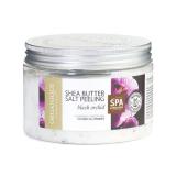 Organique SHEA BUTTER Соляной пилинг – черная Орхидея