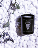 Owl By Glasslight Flight over Como CANDLE 185g