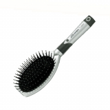 Comair 7000250 Щетка Silver Brush Oval, 11-рядная