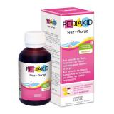 PK09 Pediakid Сироп для носа и горла: очищение и снятие воспаления / NEZ-GORGE SIROP 125 мл