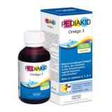PK06 PEDIAKID Сироп для здорового умственного развития: Омега 3 / OMEGA 3 SIROP 125 мл