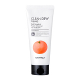 Tony Moly CLEAN DEW RED JAMON FOAM CLEANSER 8806194005133