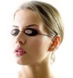 Pro tan Очки для загара в солярии на резинке 1 шт