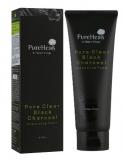 Pureheal's Pureheals Pore Clear Black Charcoal Cleansing Foam Пенка с черным углем для очищения пор от загрязнения 150 мл 8809485337654