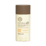 The Face Shop NATURAL SUN ECO CLEAR SUNSCREEN STICK SPF50+ Pa+++ 8806182525940