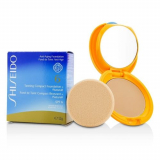 Shiseido Основа Тональная компактная Sun Protection Tanning Compact Foundation SPF 6