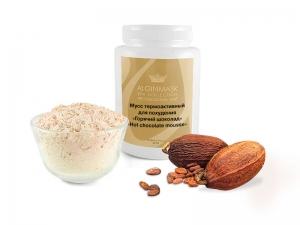 Algomask SETB 4 «Hot chocolate mousse» Мусс термоАктивный для похудения тела «Горячий шоколад» 2000мл